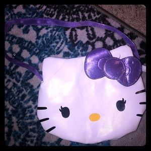 Girl's Hello Kitty small purse